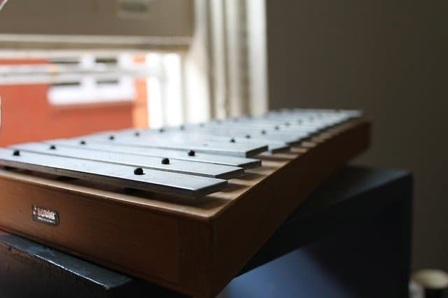 Xylophone - percussion